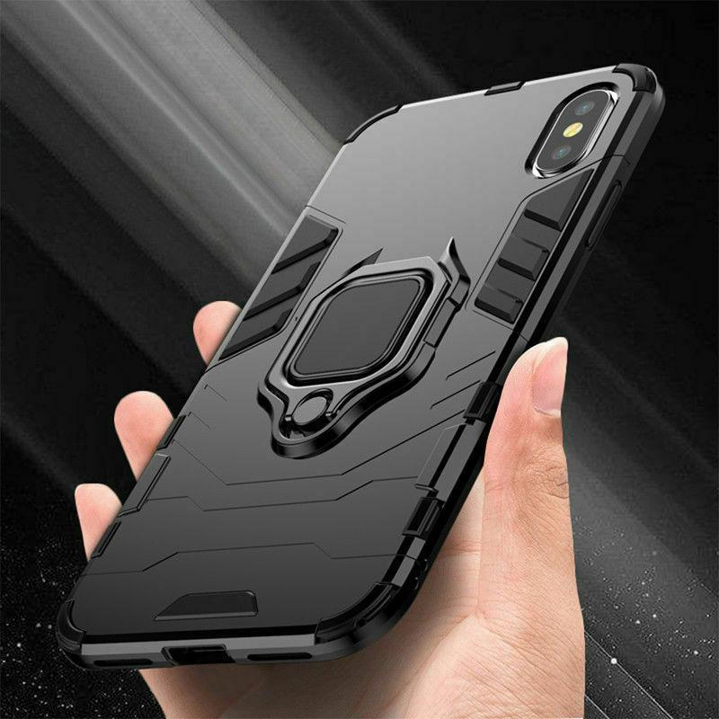 For iPhone XS Max 7 8 6S Plus 11 Pro X XR Hybrid Magnetic St