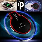 JETech Qi Wireless Charger Pad For All Smartphones iPhone X/