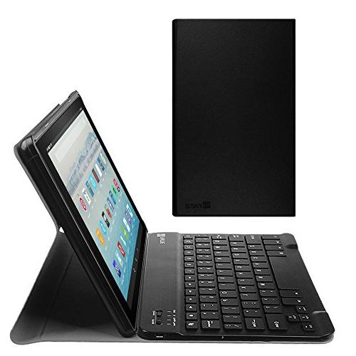 keyboard case for all new fire hd