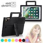 Kids Safe Handbag EVA Shockproof Stand Case Cover For iPad 5