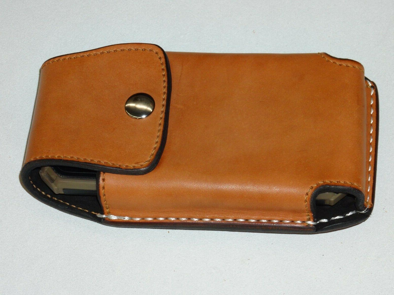 Leather Cell Case Holster