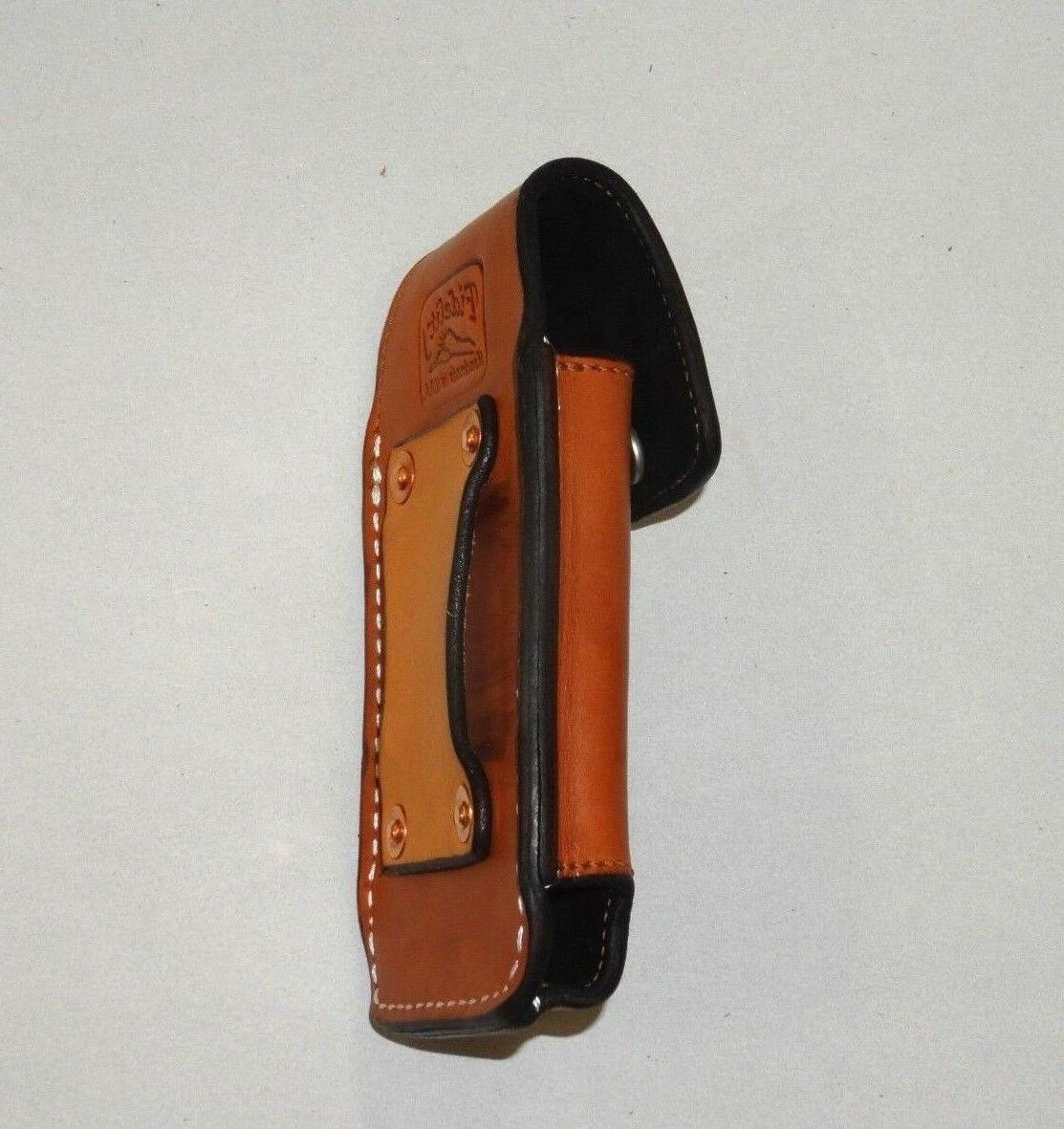Leather Cell Phone Holster Sheath 6,7,8,10,X,