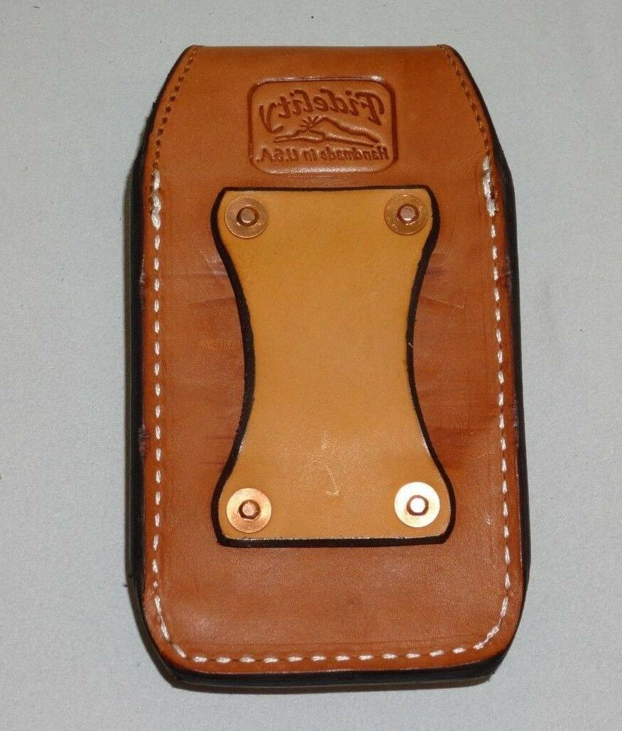 Leather Cell Holster Sheath 6,7,8,10,X,