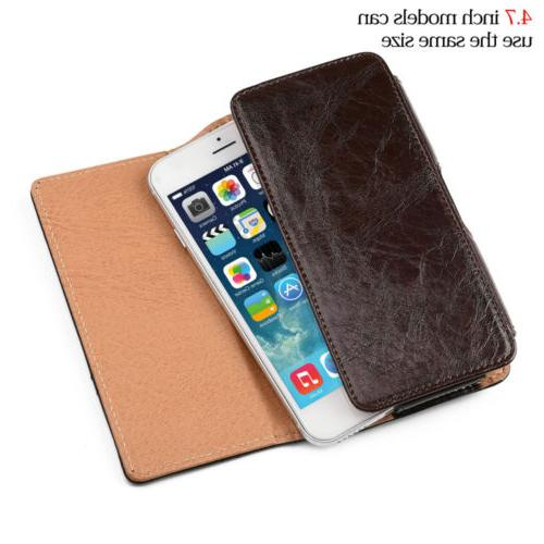 Leather Horizontal Cover