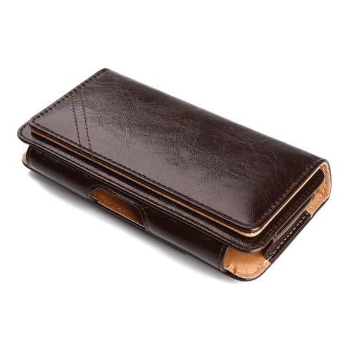 Leather Phone Horizontal Case Cover