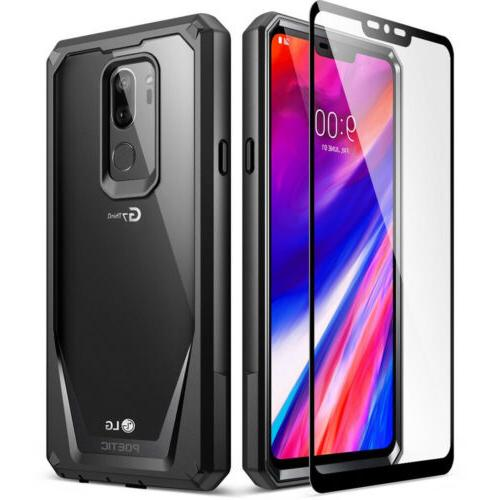 Case For LG G7 ThinQ Poetic【Guardian】Full-Body Rugged Cl