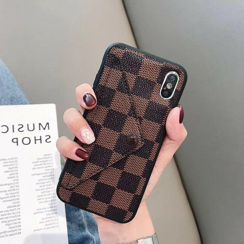 Slim Fit Back Card Holder Wallet Case For Apple iPhone 11 Pr
