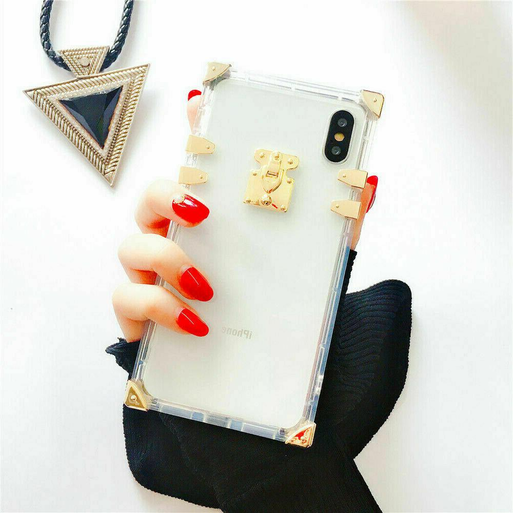 Luxury Pattern Phone Case for iPhone 7/8 MAX XS 11 max