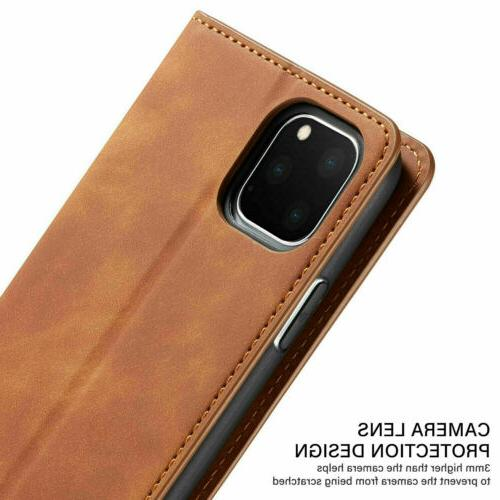 Magnetic Flip Leather Case 11 X 6S Cover