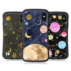 HEAD CASE DESIGNS MARBLE GALAXY HYBRID CASE FOR APPLE iPHONE