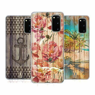 mix wood prints soft gel case