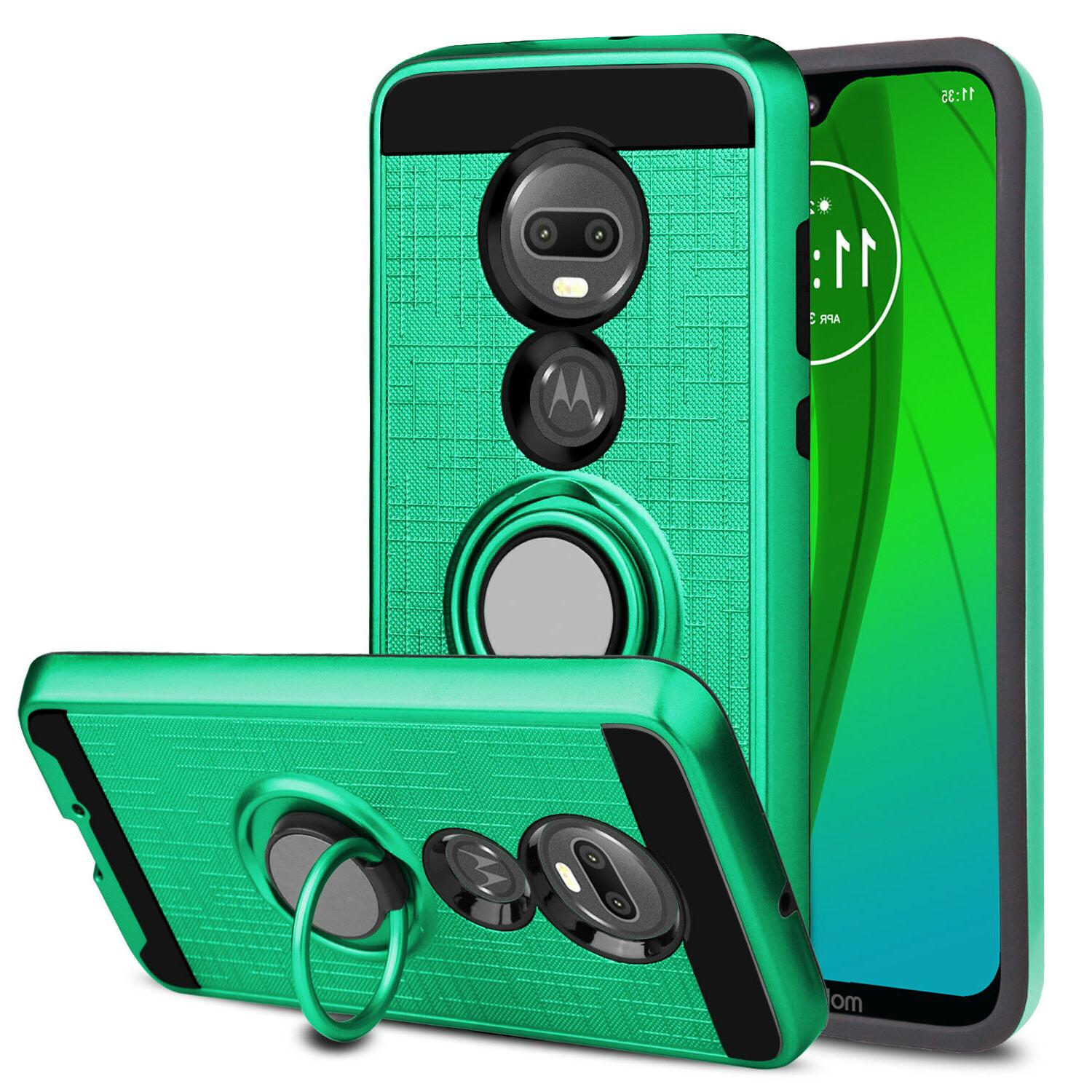For Motorola Moto Phone Case Stand Cover