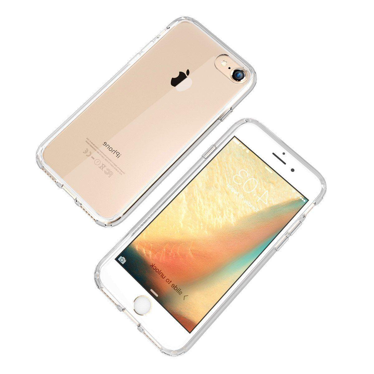 New For iPhone 8 Hard Case Bumper Shockproof