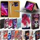 New Leather Stand Flip Wallet Cover Case For Asus ZenFone 2/
