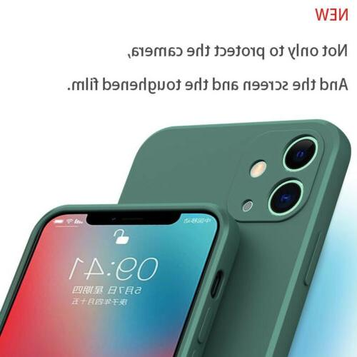 New Liquid For iPhone 11/Pro/pro XR SE shockproof Cover