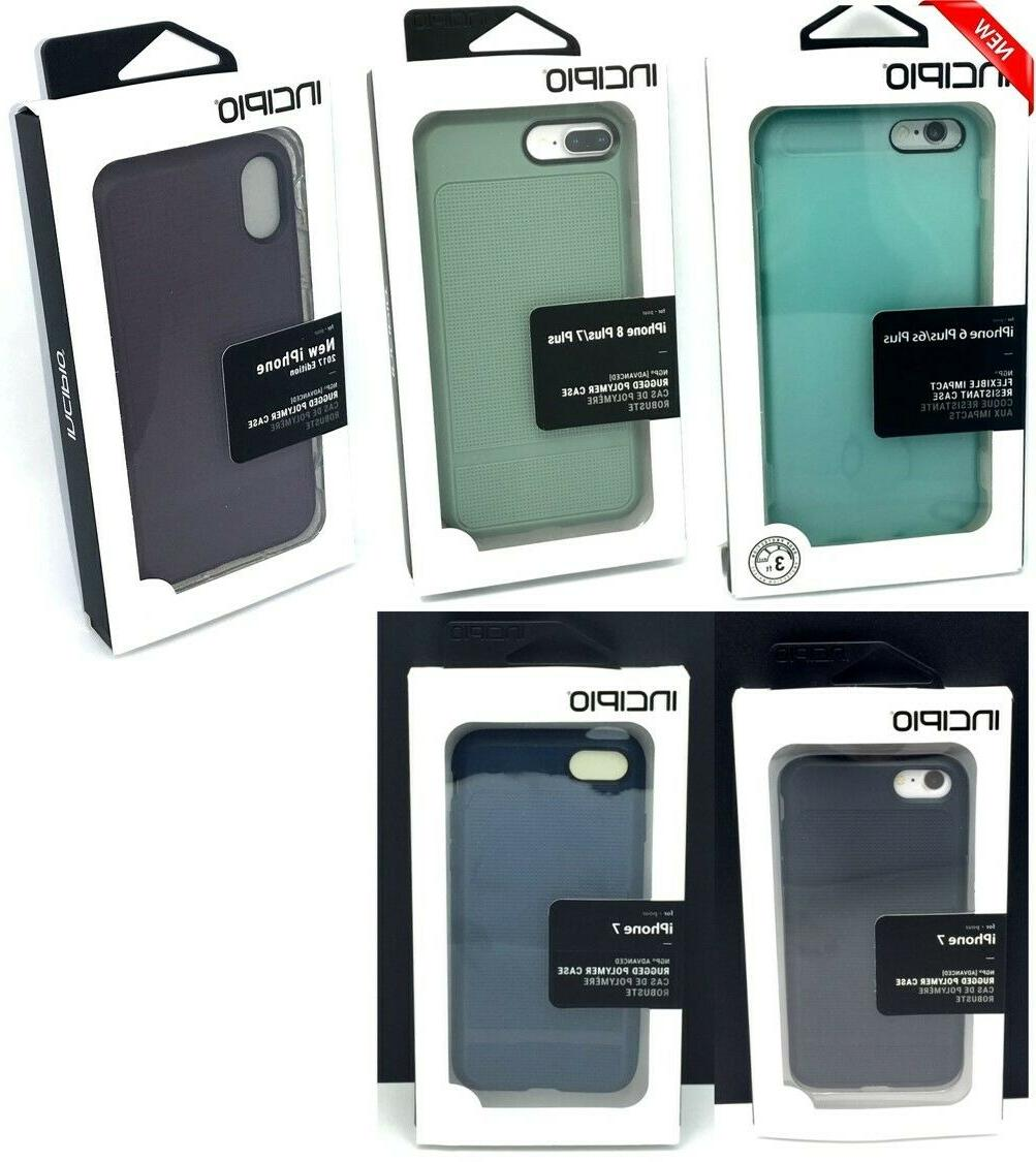 NEW Incipio NGP Rugged Polymer Case for iPhone 7/8 OR 7Plus/