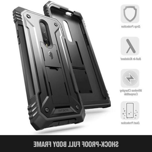 Poetic 7 Pro Case Cover Black
