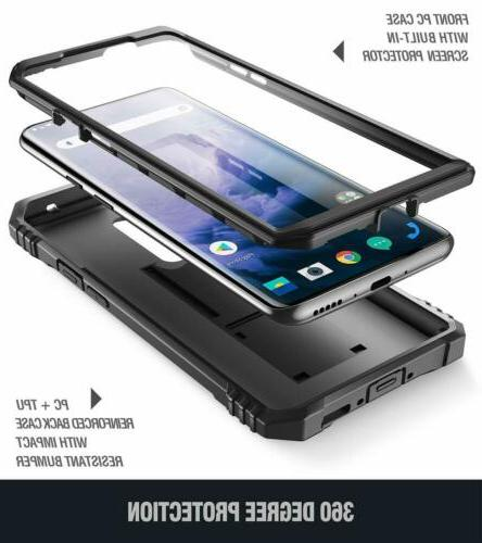 OnePlus 7 Armor Heavy Cover Black