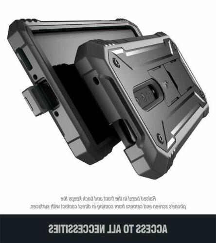 Armor Duty Shockproof Cover Black