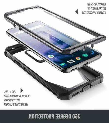 OnePlus 7 Rugged Clear Hybrid Shockproof