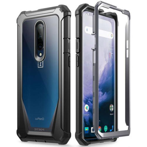 OnePlus 7 Clear Hybrid Cover