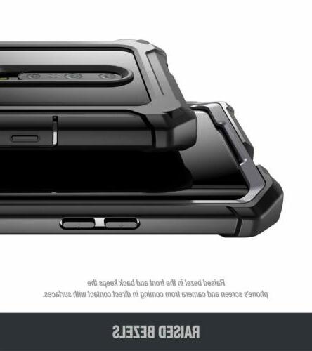 OnePlus 7 Pro Rugged Clear Poetic Hybrid