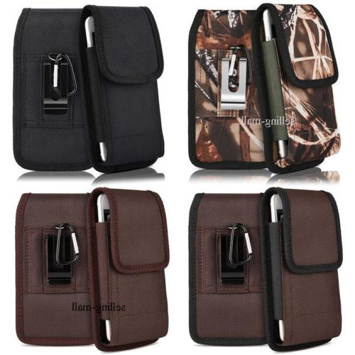 outdoor universal carrying large cell phone belt