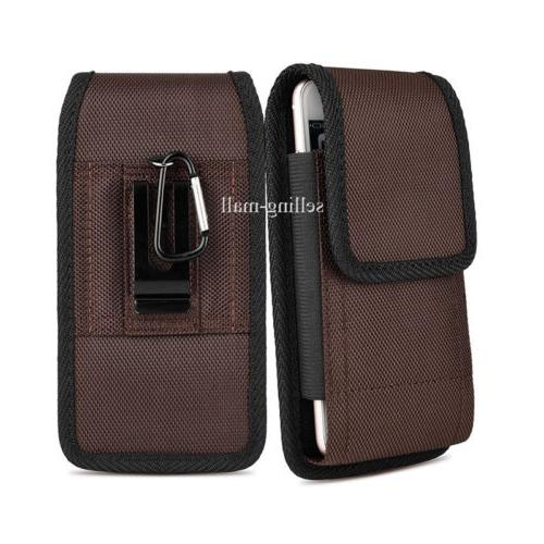 Outdoor Universal Cell Clip Case Bag Pouch USA