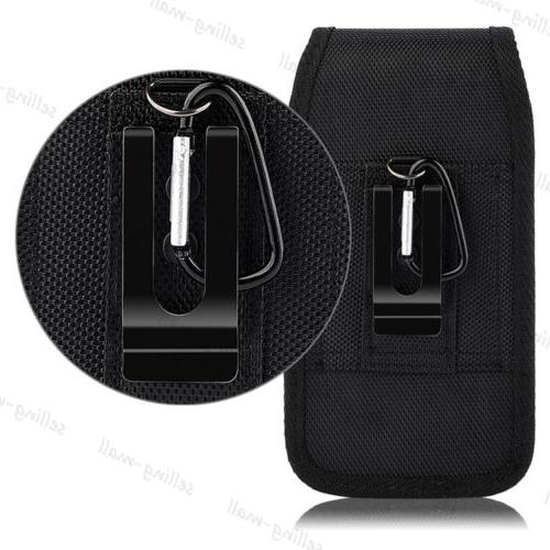 Outdoor Universal Carrying Cell Phone Belt Case USA