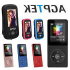 AGPTEK® Portable MP Music Player with FM Lossless Support u