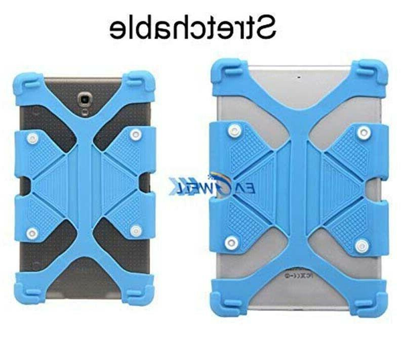 """For RCA Voyager 7"""" Inch Tablet Shockproof Silicone Cover"""