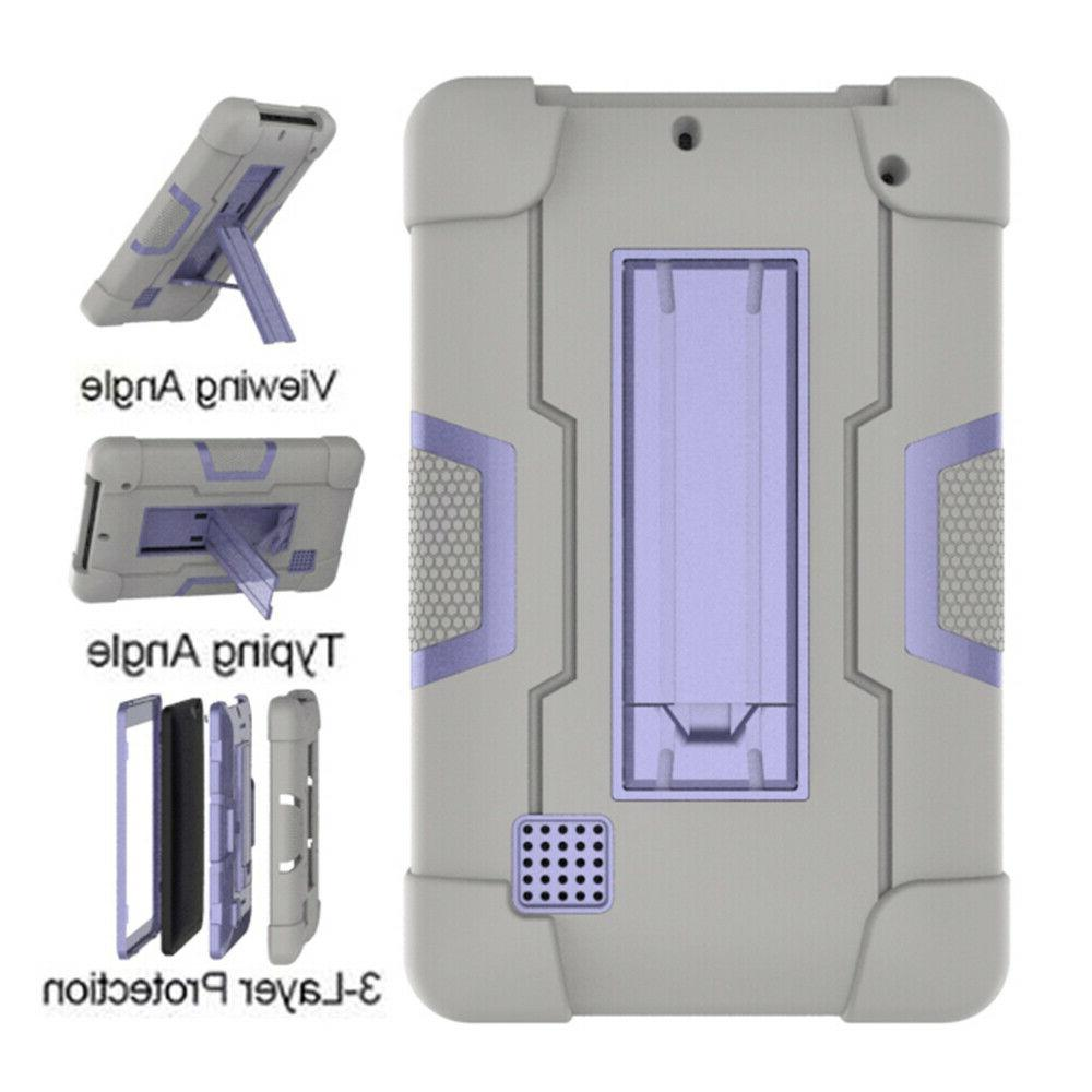 For RCA Voyager Inch Tablet Heavy Duty Shockproof Cover