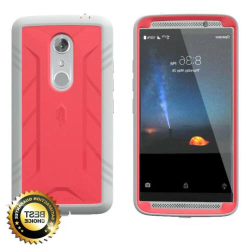 POETIC Revolution Rugged Shockproof Heavy Duty Case for ZTE