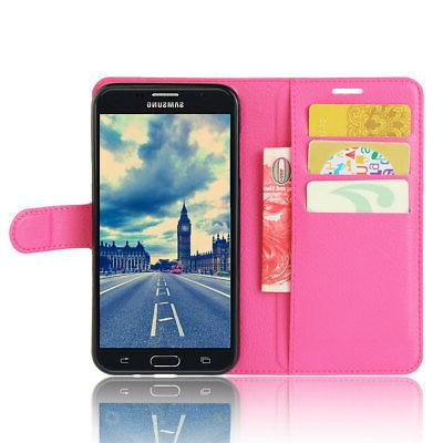 Phone Cover Card Wallet Leather Stand