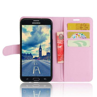For Phone Case Wallet Leather Protective Stand