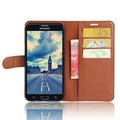 For Phone Case Card Wallet Flip Stand