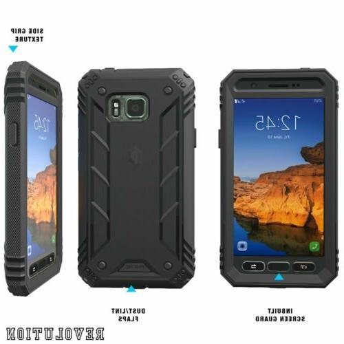 Poetic For Samsung Galaxy S7 Active Revolution Complete Prot