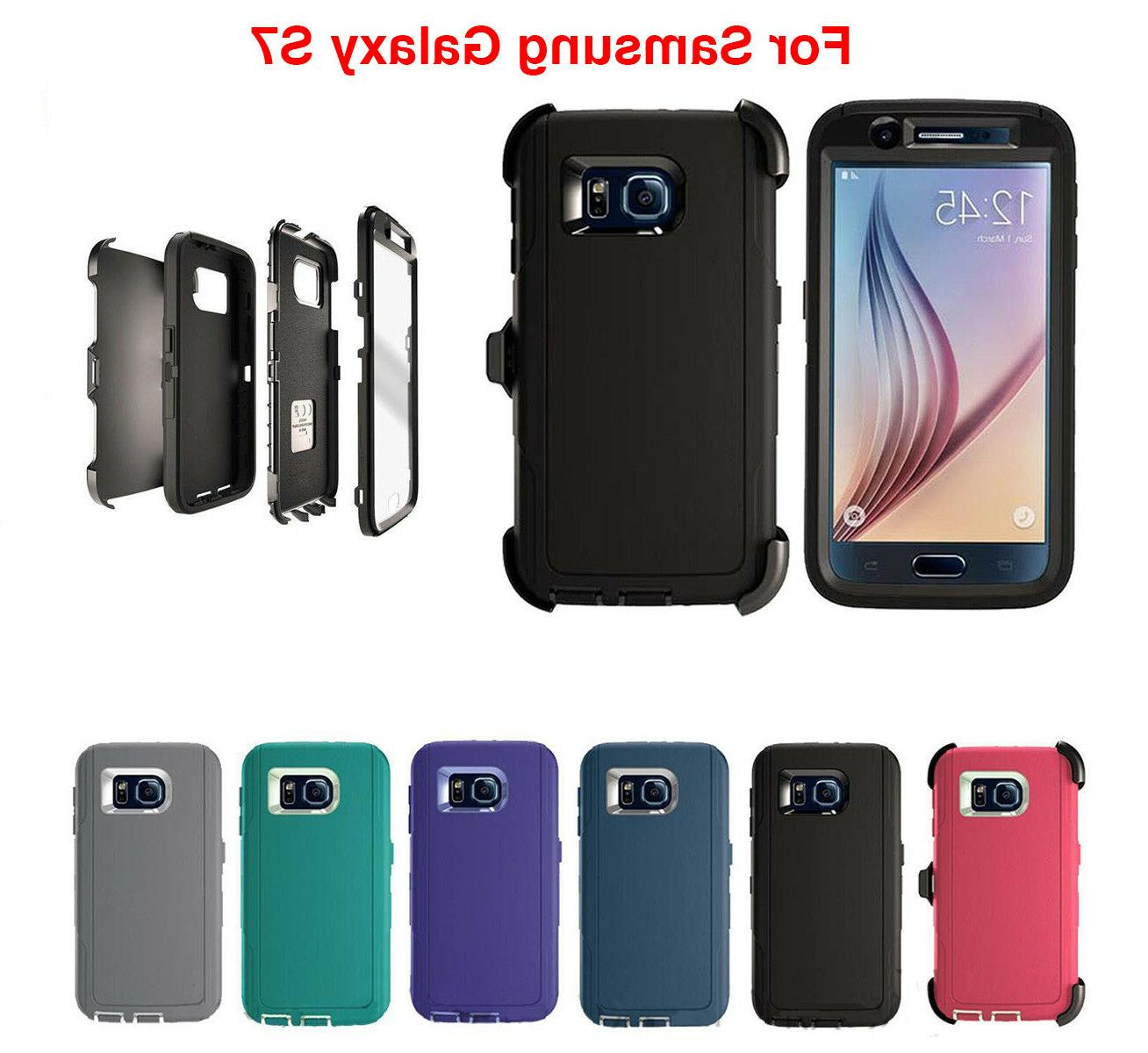 samsung galaxy s7 defender case cover