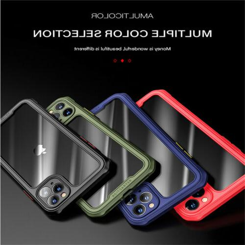 Shockproof 12 11 Max XR 8 PLUS Clear Cover