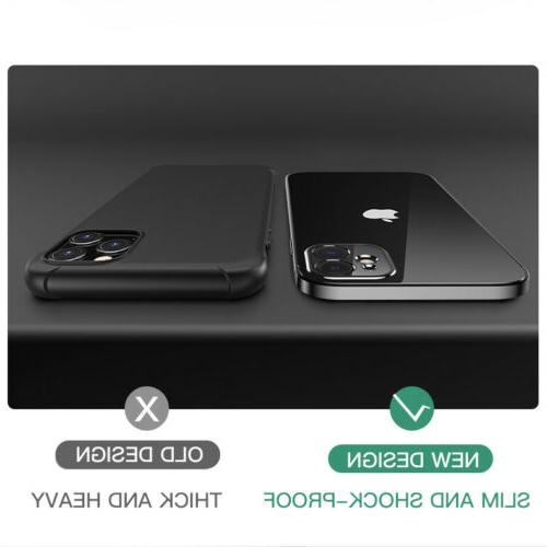 SHOCKPROOF Plating Case For Pro MAX XS PLUS Cover