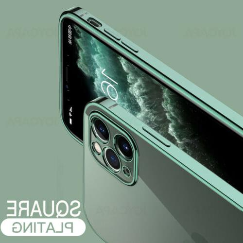 SHOCKPROOF clear Case For iPhone 11,Pro Pro MAX PLUS Cover