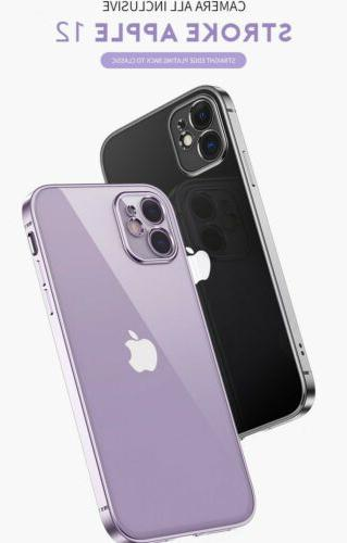 SHOCKPROOF Plating clear For 11 Pro MAX XR XS