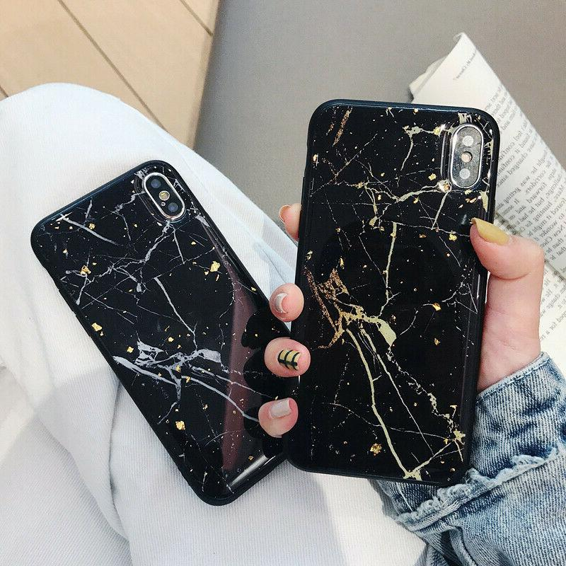 Slim Fit Protective Marble Phone iPhone Plus Xs