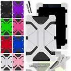 soft silicone shockproof stand cover case