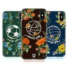 HEAD CASE DESIGNS SPORTY FLORALS SOFT GEL CASE FOR APPLE iPH