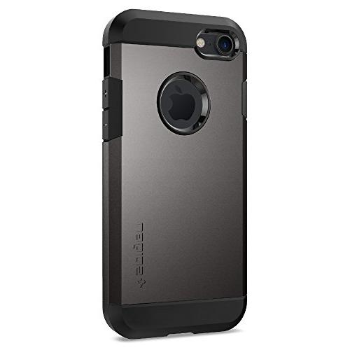 Spigen Tough 7 Case with Extreme Heavy Duty Protection Air Technology iPhone 7 Gunmetal
