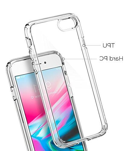 Spigen Ultra 7 Case/iPhone 8 with Air for iPhone /iPhone 8 Clear