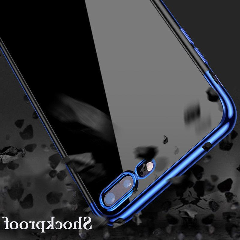 Ultra Soft Clear Fit Cover Case