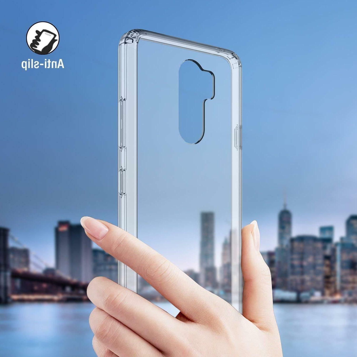 Ultra Case For Silicone Clear Cover