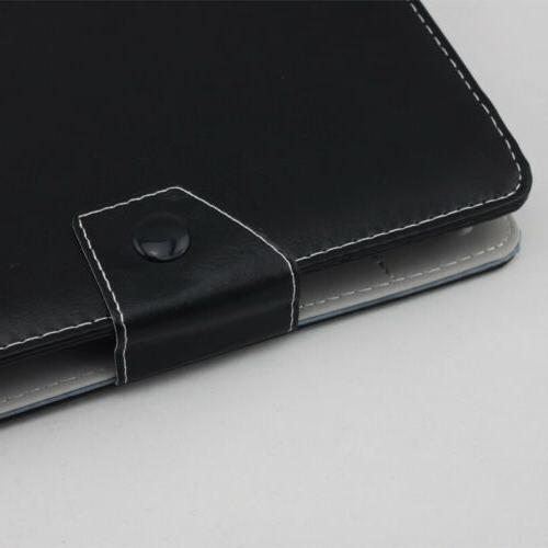 """7"""" Wireless Universal Leather Cover Case"""